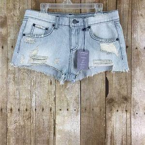 Carmar Rosalind Slim Low Rise Shorts